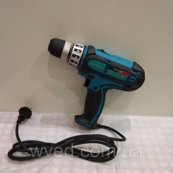 Дрель электрическая GRAND ДЭ-980/2