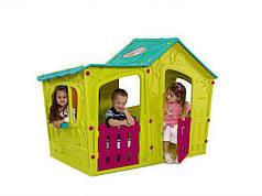 Детский игровой домик Keter Magic Villa 17190655
