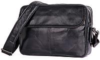 Мессенджер Tiding Bag 1026A Черный