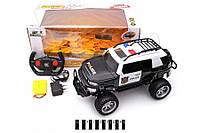 Джип полиция 3699-A91 на радиоуправлении, аккумулятор, машинка