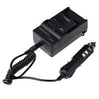 Аккумуляторная батарея Зарядное устройство с Автомобильное зарядное устройство для Ксиаоми Йи Action Camera США Plug 1TopShop