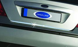 Кромка багажника (Sedan, нерж.) - Ford Focus II 2008-2011 рр.