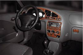 Накладки на панель (1999-2001) - Ford Fiesta 1995-2001 гг.