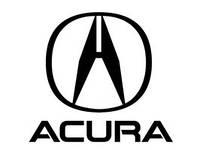Стекло задней левой двери на Acura (Акура) MDX 73450-STX-A00