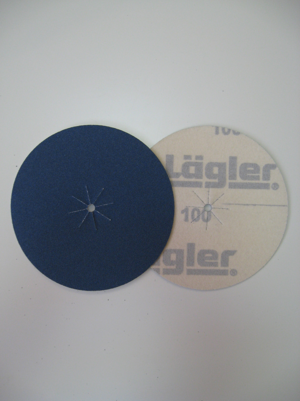 Шлифовальный диск Lagler 150мм P100