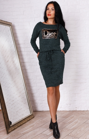 "Платье ""Диор"" , фото 2"