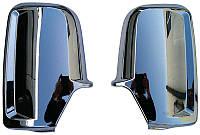 Накладки на зеркала Mercedes Sprinter 2006-2018 (2 шт. ABS-пласт.) Carmos