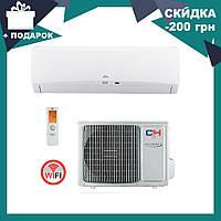 Кондиционер Cooper&Hunter CH-S12FTXTB2S-W Icy II 2 c Wi-Fi | сплит система