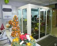 Холодильная витрина для цветов: расчет, поставка и монтаж