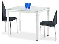 Обеденный стол ARGUS молочный Halmar