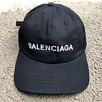 Baseball Cap Balenciaga Embroidered Logo Black, фото 1