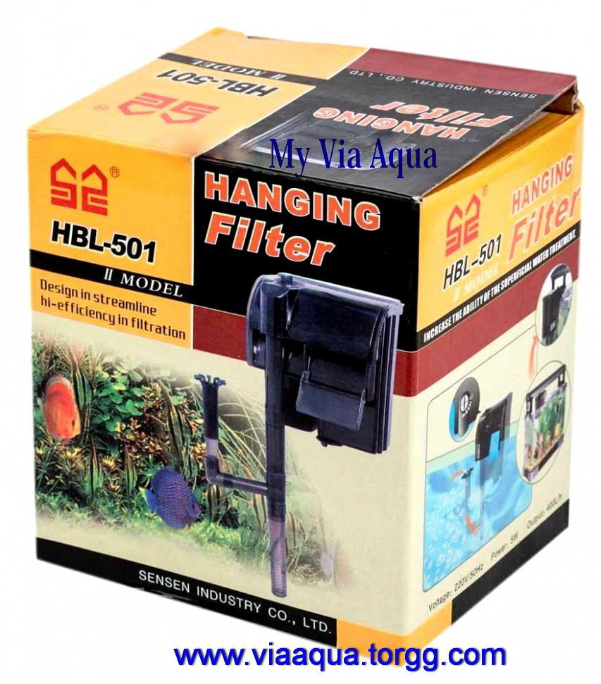 Навісний зовнішній фільтр SunSun HBL-501