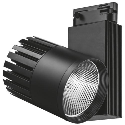 Светильник трековый Feron AL105 40w Черный 29696