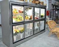 Холодильная витрина (подбор оборудования и монтаж)