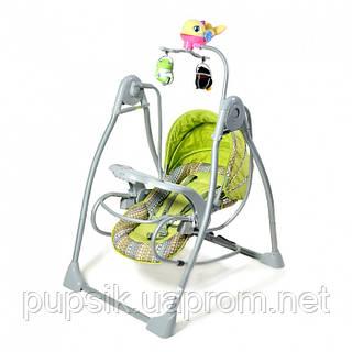 Кресло-качалка Baby TILLY BT-SC-0003 GREEN