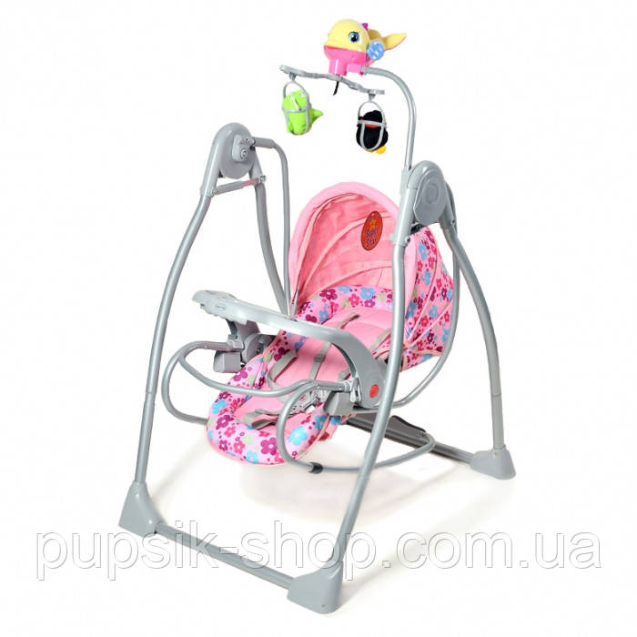 Кресло-качалка Baby TILLY BT-SC-0003 PINK