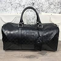 Softsided Luggage Gucci GG Supreme Black, фото 1