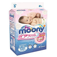 Японские подгузники Moony S