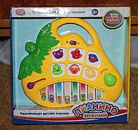 Музыкальная развивающая игрушка, орган. Пианино знаний.