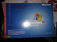 Диск и книжка Microsoft Windows XP Pro №1