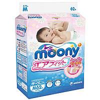 Японские подгузники Moony M
