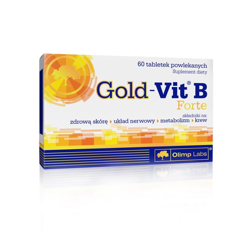 Витамины и Минералы Olimp Gold-Vit B Forte (60 tab)
