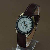 Луч Кварц кварцевые наручные часы с будильником , фото 1
