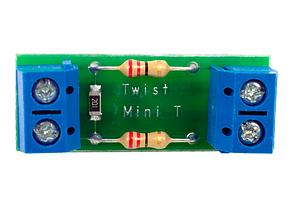 Комплект усилителей для передачи видеосигнала Твист-мини, фото 3