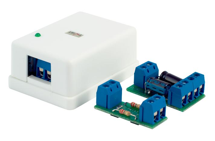 Комплект усилителей для передачи видеосигнала Твист-мини