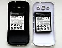 Усиленный Samsung Galaxy S3 I9300 EB-L1G6LLU белая крышка