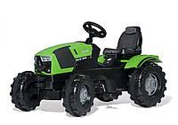 Педальный трактор Farmtrac Deutz-Fahr 5120 Rolly Toys 601240