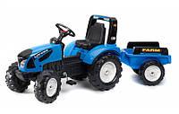 Педальный трактор с прицепом Landini Falk 3010AB