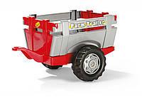 Прицеп Farm Trailer Rolly Toys 122097