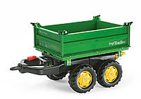 Прицеп Mega Trailer Rolly Toys 122004