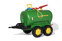 Прицеп цистерна Tanker John Deere Rolly Toys 122752