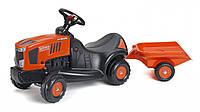 Трактор каталка с прицепом Kubota Falk 3060B