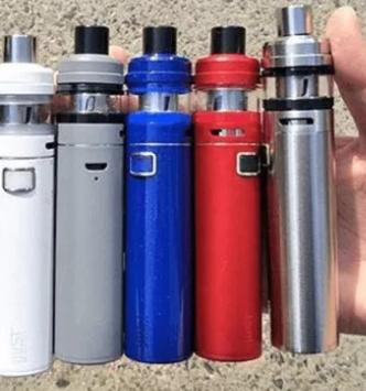 Оригинал. Электронная сигарета Eleaf iJust NexGen kit Silver (EIJSNGS), фото 2