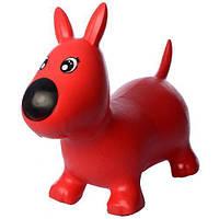 Прыгун-собачка MS1592 Красный