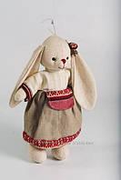 Мягкая игрушка  этно коллекция Зайчик Дарынка (маленький) тм Левеня