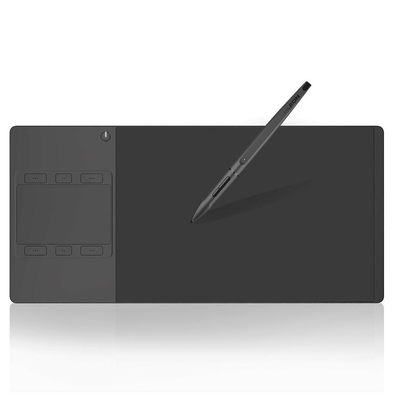 Графический планшет HUION G10T, беспроводной с сенсорной панелью.
