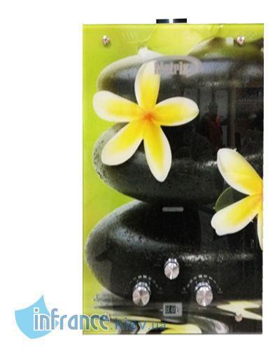 Газовая колонка MT-20 Камень с цветком