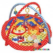 Коврик гимнастический Baby Mix 3430PP