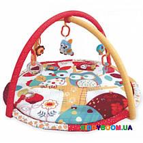 Коврик гимнастический Совы 2 Baby Mix 3367С-4992