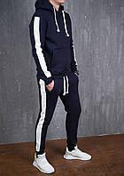 Мужской зимний спортивный костюм E-fort Navy/White