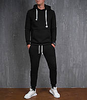 Мужской зимний спортивный костюм E-fort Black