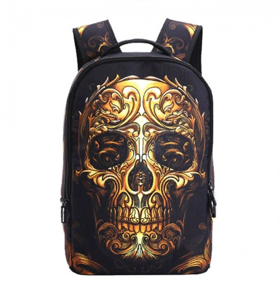 Рюкзак Golden Skull