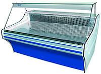 Холодильна вітрина з агрегатом Cold W-14 S w (Польща)