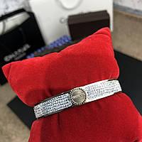 Michael Kors 14K Yellow Gold Plated Pavé Mercer Bracelet, (Реплика)