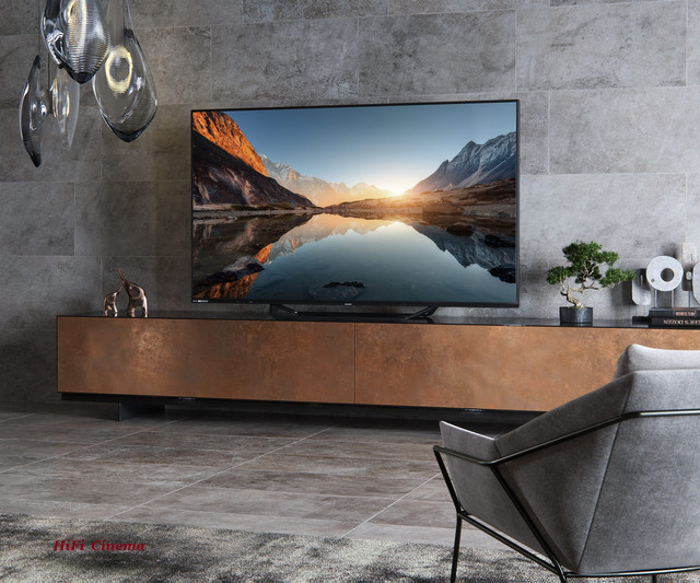 Sharp LV-70X500E - 70inch_8K_Interior Home