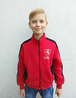 Спортивная кофта для мальчика на байке